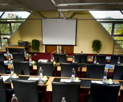 Conference rooms at Kompas hotel